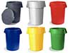 Bronco Waste Containers & Lids