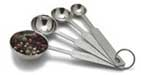 Chef Series Measuring Cups & Spoons