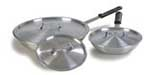 Dome Fry Pan Covers