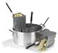 Sectional Pasta Cookers