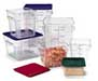 StorPlus Square Food Storage Containers