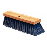 "Flo-Pac 3611401814 Flo-Pac 18"" Heavy Polypropylene Sweep 18"" - Blue"