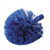 Flo-Pac 36340414 Flo-Pac Round Duster With Soft Flagged PVC Bristles - Blue