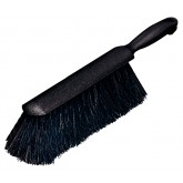 "Flo-Pac 3638003 Counter Brush With Horsehair Bristles 9"" - Black"