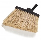 "Flo-Pac 3688500 Duo-Sweep Heavy Duty Angle Broom With 12"" Flare 56"""