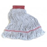 Flo-Pac 369424B00 Flo-Pac Large Looped-End Mop w/Red Band