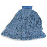 Flo-Pac 36946014 Flo-Pac Extra Large Blue Band Mop - Blue