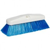 "Flo-Pac 4005014 Flo-Pac Flo-Thru Nylex Brush With Flagged Nylex Bristles 9-1/2"" - Blue"