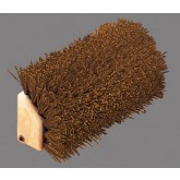 "Sparta 4042501 Spectrum Boot 'N Shoe Brush Replacement 10"" Long - Brown"