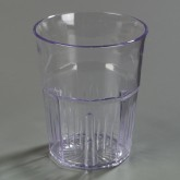 Carlisle 4364907 Lorraine SAN Old Fashion Tumbler 8.8 oz - Clear