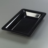 "Carlisle 4442203 Designer Displayware Full Size Food Pan 2-1/2"" - Black"