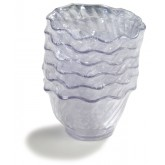 Carlisle 4530-807 Tulip Dish 5 oz - Cash & Carry (6/st) - Clear