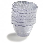 Carlisle 4530-907 Tulip Dessert Dish 5.4 oz - Cash & Carry (12/st) - Clear