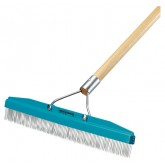 "Carlisle 4575100 Flo-Pac Commercial Groomer Carpet Rake 54"" Long x 18"" Wide"""
