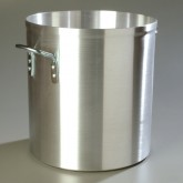Carlisle 60792 Heavy Weight Stock Pot 100 qt - Aluminum
