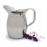 Carlisle 609273 Bell Pitcher 3 qt - Stainless Steel