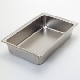 Carlisle 609576W Water Pan 8 qt - Stainless Steel
