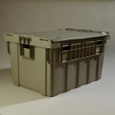 """Carlisle 609650E Clutter Buster Chafer Storage and/or Transport 34""""x 24""""x 20"""""""