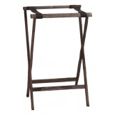 "Carlisle C3620W11 Wood Stand 30"" - Walnut"