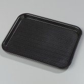 "Carlisle CT141803 Cafe Standard Tray 14"" x 18"" - Black"