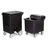 Carlisle IC225401 Cateraide Ice Caddy (4 Swivel Casters) - Brown