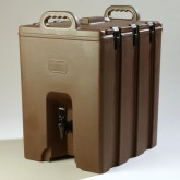 Carlisle LD1000N01 Cateraide Beverage Server 10 Gal - Brown