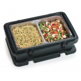 Carlisle PC140N03 Cateraide Single Pan Carrier - Black