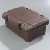 Carlisle PC160N01 Cateraide Single Pan Carrier - Brown