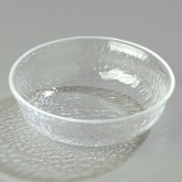 Carlisle SB6607 Pebbled Bowl 14.1 oz - Clear