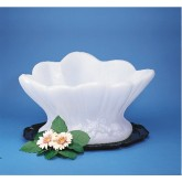 Carlisle SCL102 Ice Sculptures Clam Shell - White