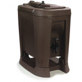 Carlisle XB301 Beverage Dispenser 3 gal - Brown
