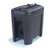 Carlisle XB303 Beverage Dispenser 3 gal - Black