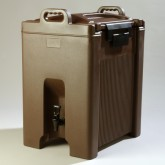 Carlisle XT1000001 Cateraide Beverage Server 10 gal - Brown